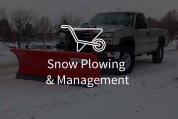 Snow Plowing & Management